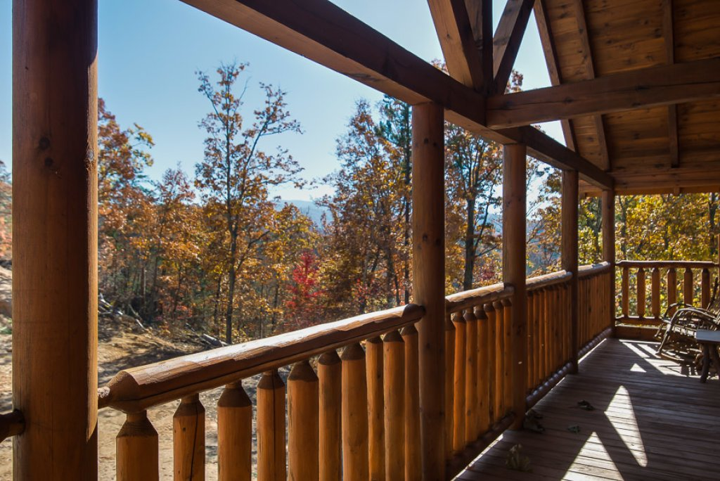 Photo of a Pigeon Forge Cabin named Theatre In The Mountains - This is the thirty-third photo in the set.