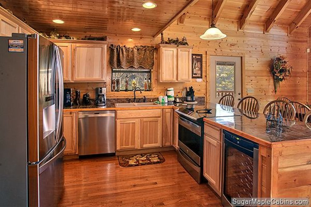 Photo of a Sevierville Cabin named Southern Charm - This is the sixth photo in the set.