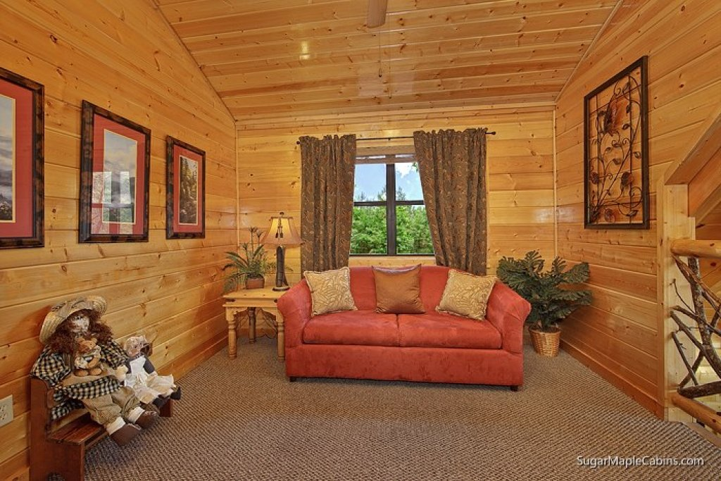 Photo of a Sevierville Cabin named Southern Charm - This is the third photo in the set.