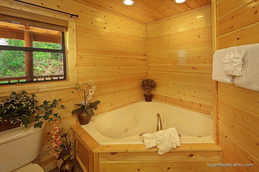 Photo of a Sevierville Cabin named Southern Charm - This is the thirteenth photo in the set.