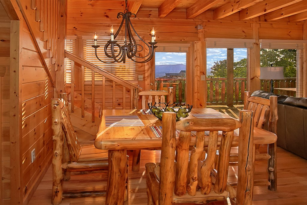 Photo of a Pigeon Forge Cabin named Sweet Surrender - This is the third photo in the set.