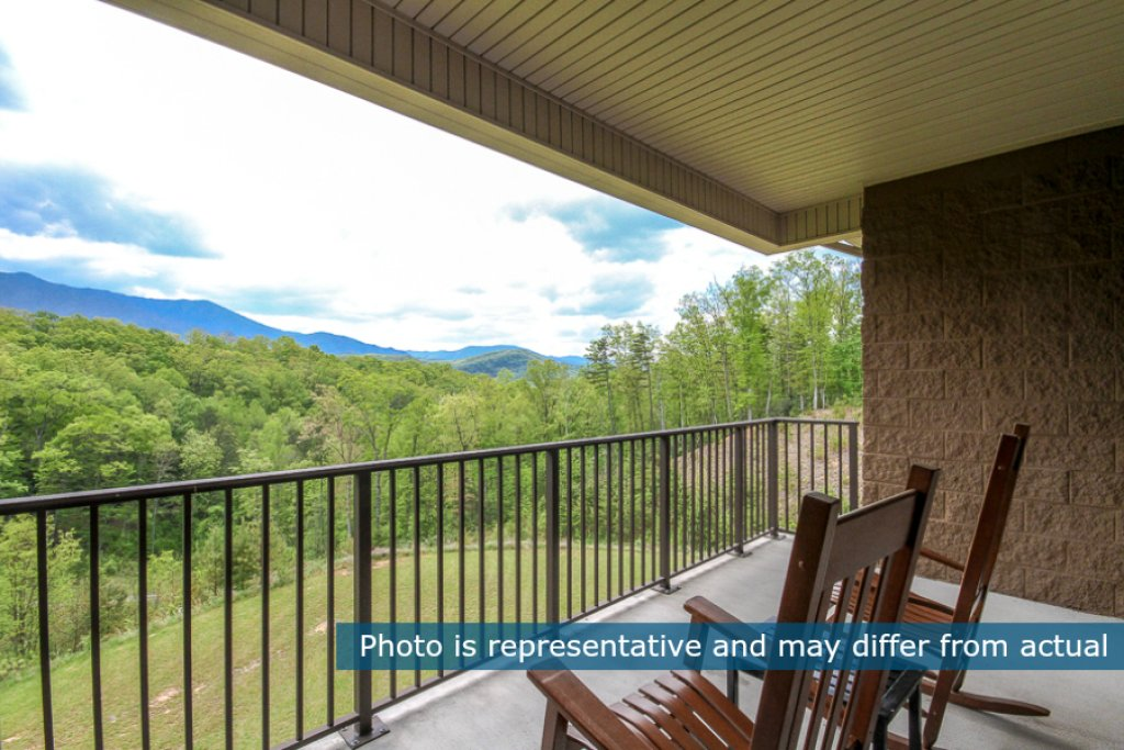 Photo of a Gatlinburg Condo named Glades View 151 - This is the twenty-second photo in the set.