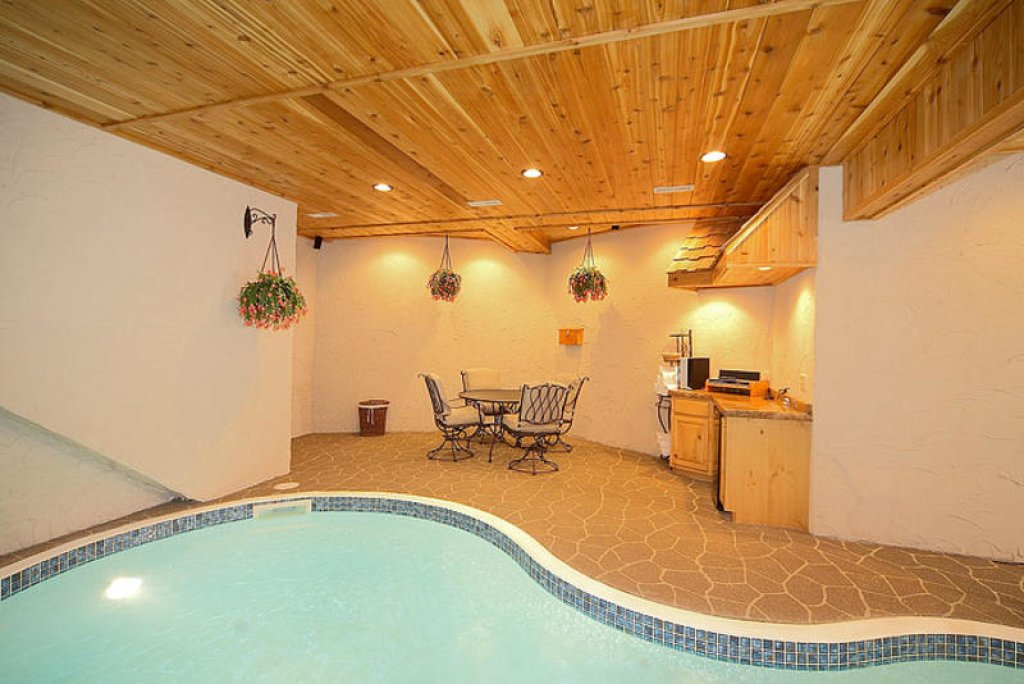 Photo of a Pigeon Forge Cabin named Splish Splash - This is the seventeenth photo in the set.
