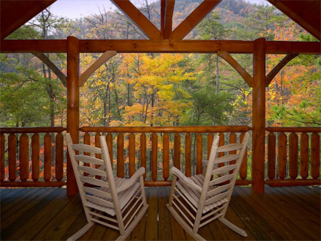 Photo of a Pigeon Forge Cabin named Second Nature - This is the twenty-fourth photo in the set.