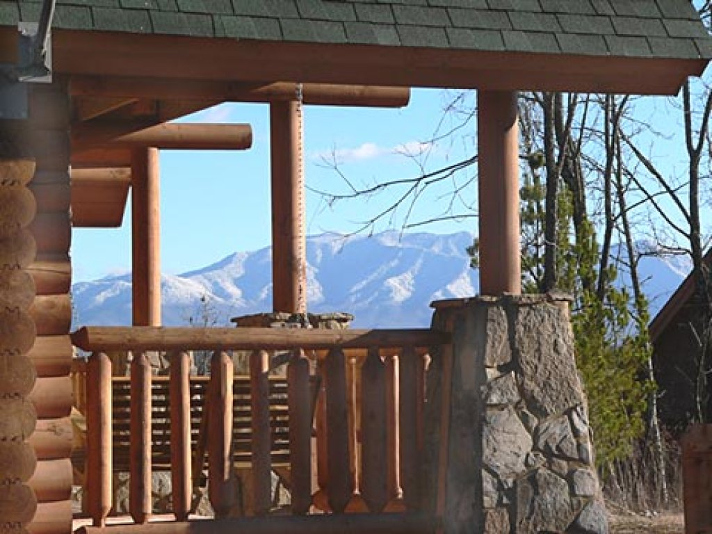 Photo of a Pigeon Forge Cabin named Merry Weather - This is the tenth photo in the set.