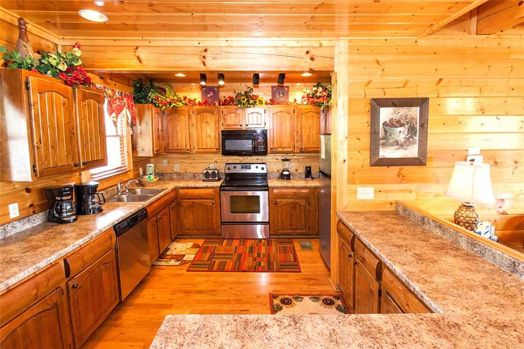Photo of a Pigeon Forge Cabin named Majestic Sunrise - This is the sixth photo in the set.