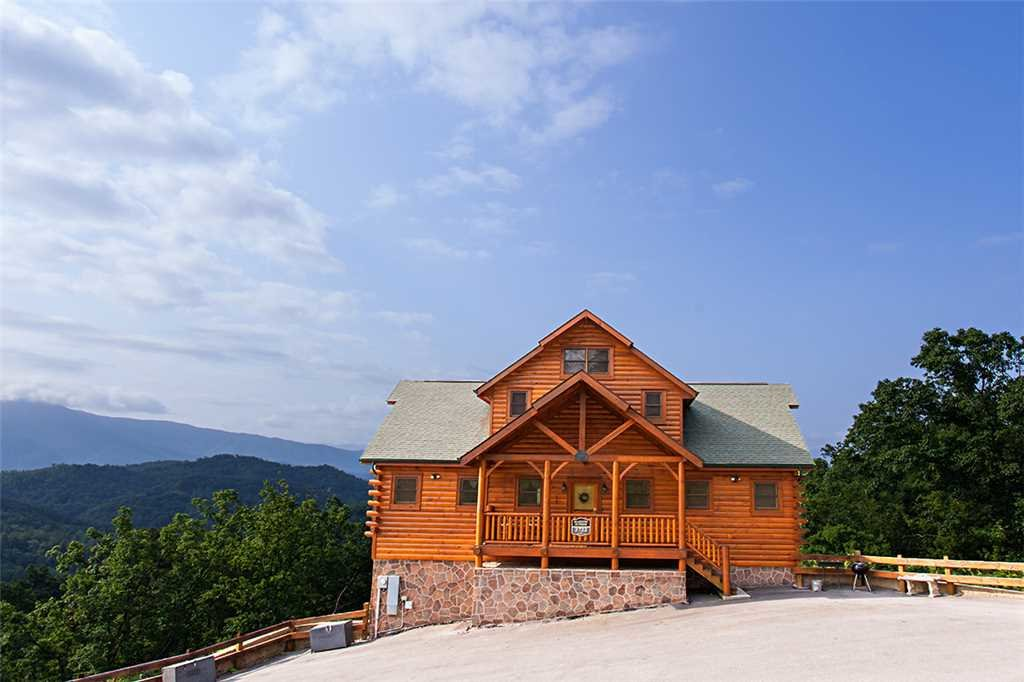 Photo of a Pigeon Forge Cabin named Majestic Sunrise - This is the thirty-second photo in the set.