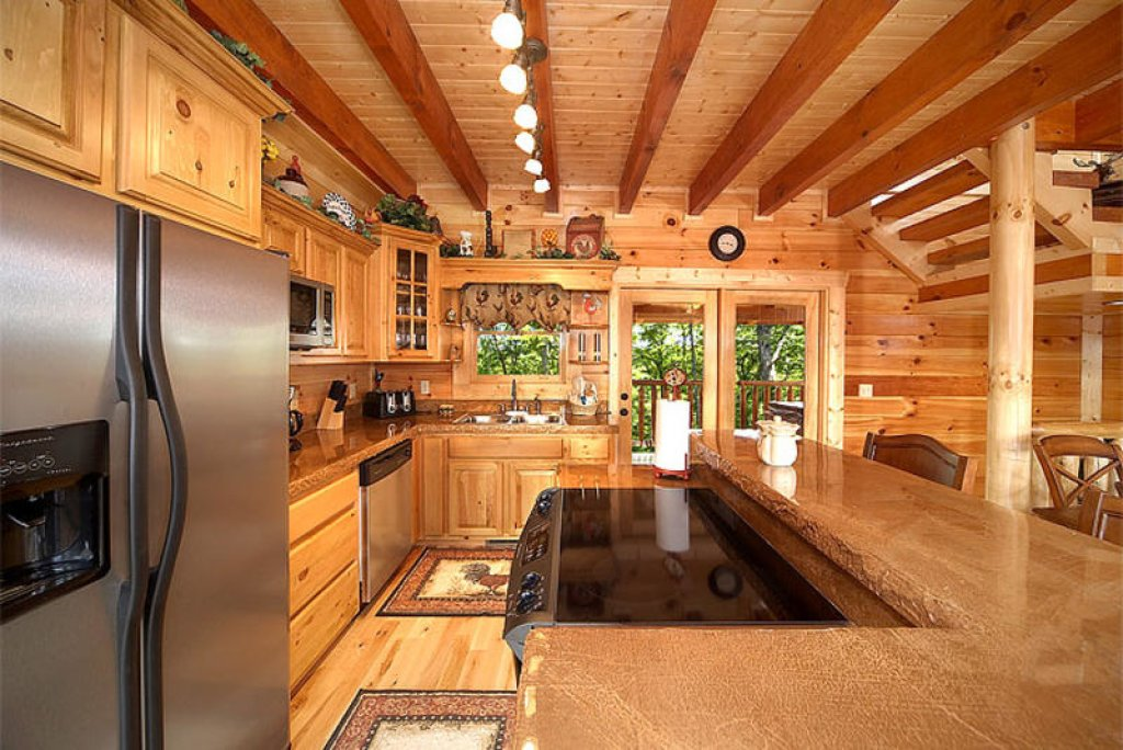 Photo of a Pigeon Forge Cabin named Splish Splash - This is the sixth photo in the set.