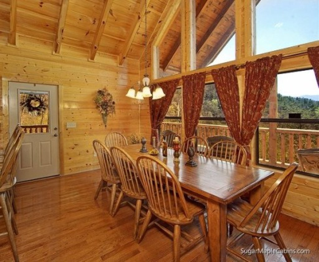 Photo of a Sevierville Cabin named Southern Charm - This is the fourth photo in the set.
