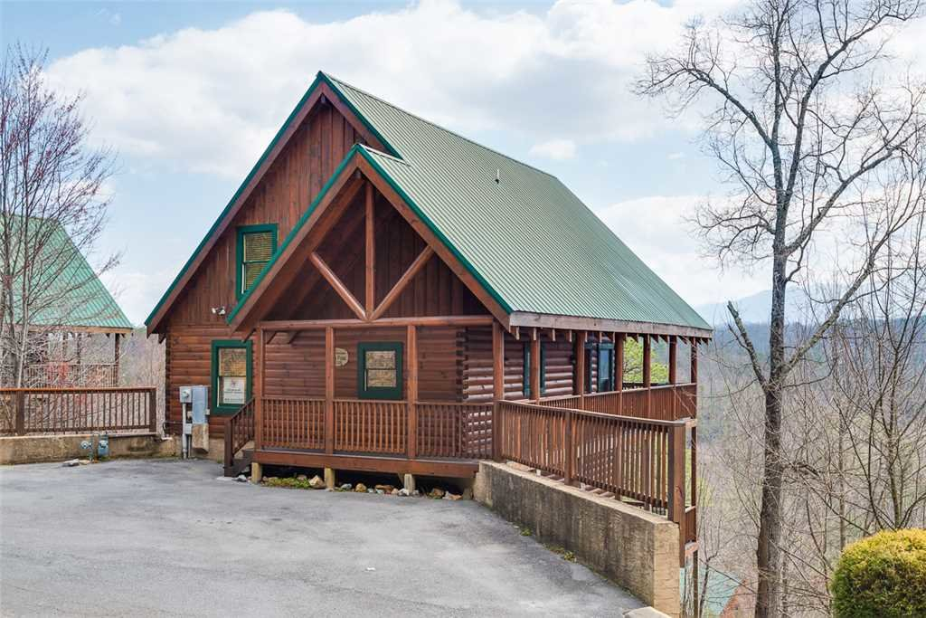 Photo of a Pigeon Forge Cabin named Vista Point - This is the twenty-fifth photo in the set.
