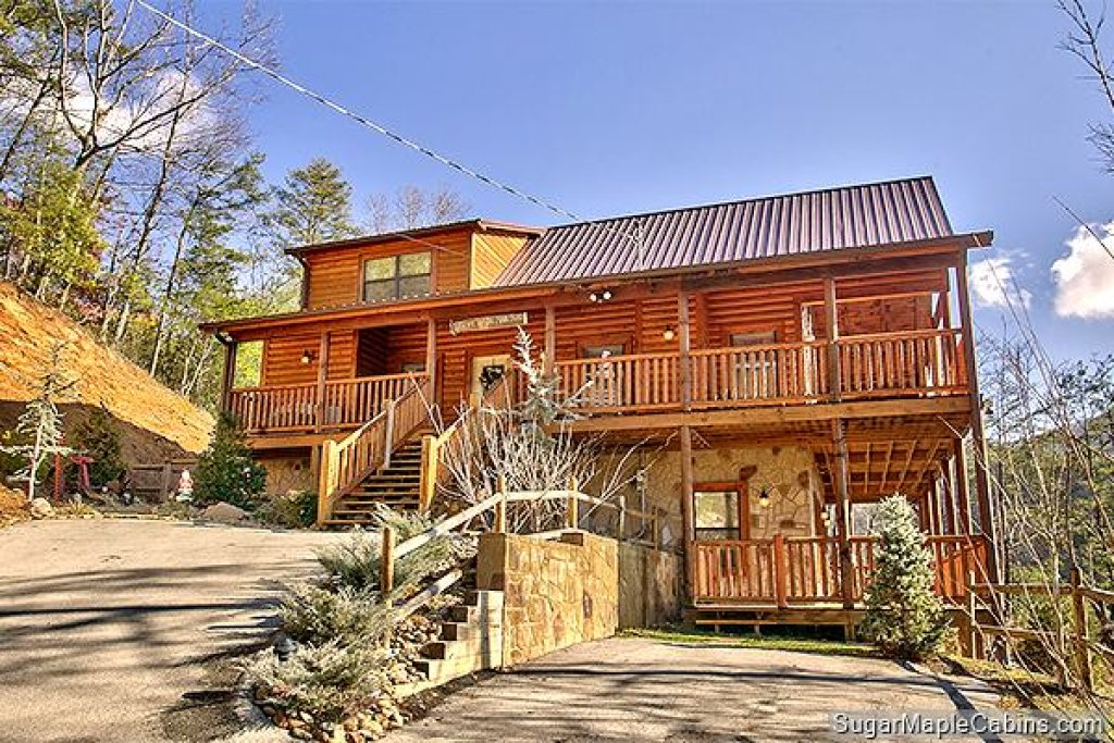 Photo of a Sevierville Cabin named Southern Charm - This is the twenty-first photo in the set.