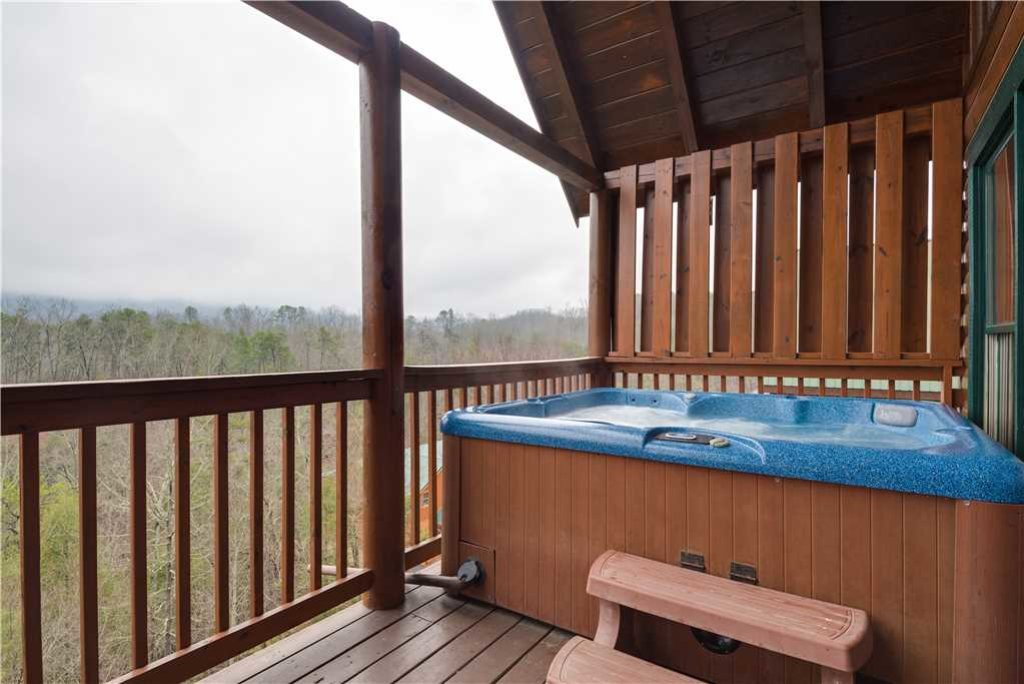 Photo of a Pigeon Forge Cabin named Smoky Mountain Dreams - This is the eleventh photo in the set.