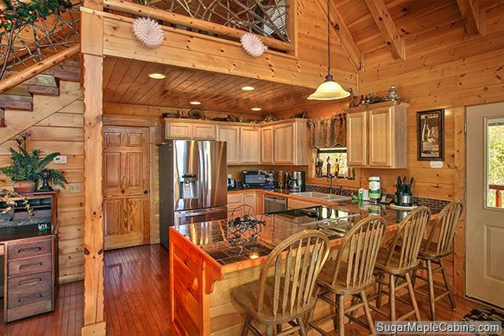 Photo of a Sevierville Cabin named Southern Charm - This is the fifth photo in the set.