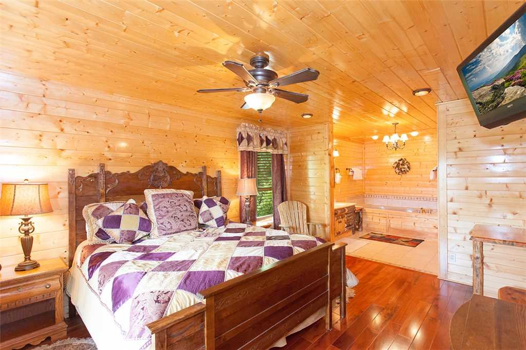 Photo of a Pigeon Forge Cabin named Majestic Sunrise - This is the twenty-second photo in the set.