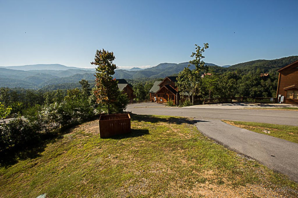 Photo of a Pigeon Forge Cabin named Splish Splash - This is the twenty-fifth photo in the set.