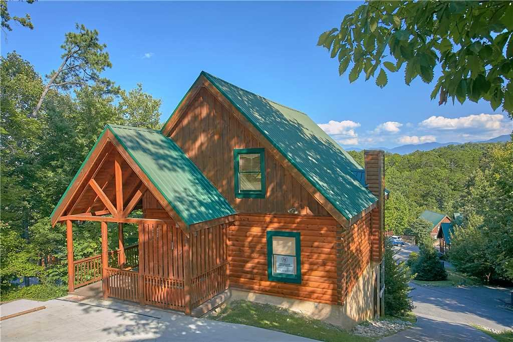 Photo of a Pigeon Forge Cabin named Heaven's Scent - This is the twelfth photo in the set.