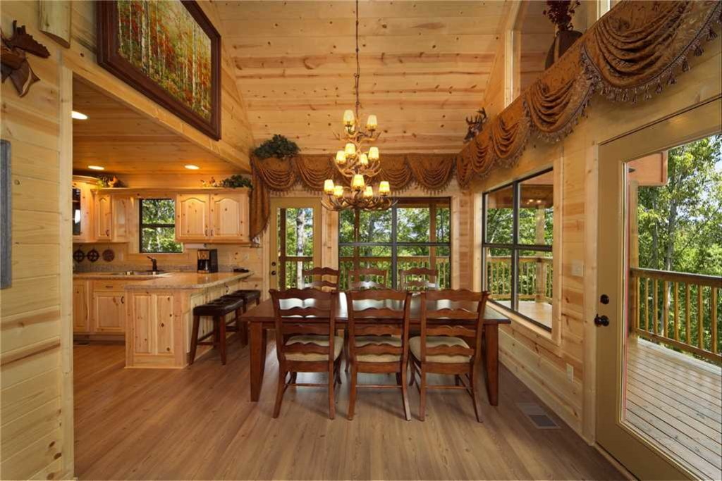 Photo of a Pigeon Forge Cabin named Mountain Retreat - This is the fourth photo in the set.