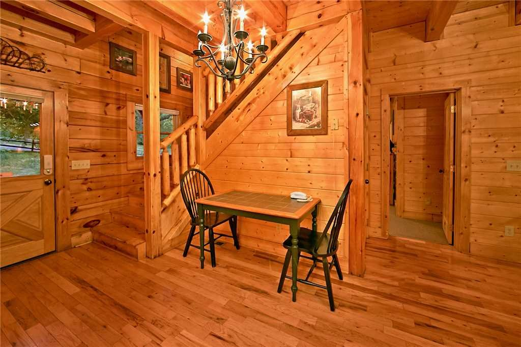 Photo of a Pigeon Forge Cabin named Rushing Water Lodge - This is the sixth photo in the set.