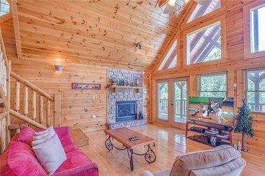 Mountain Dreams Ii, 3 Bedrooms, Hot Tub, Fireplace, Game Room, Sleeps 10