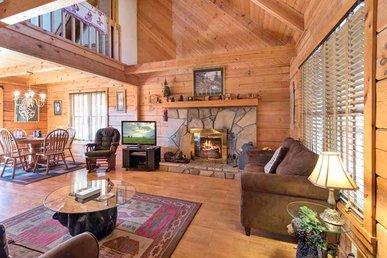 Mountain Memories, 4 Bedrooms, Mountain Views, Hot Tub, Game Room Sleeps 10