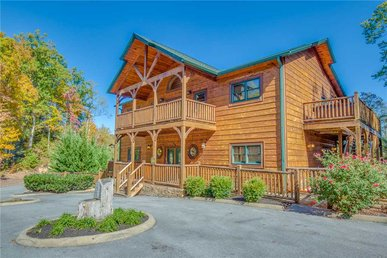 Big Sky Lodge Ii, 7 Bedrooms, Theater, Arcades, Hot Tub, Gazebo, Sleeps 28