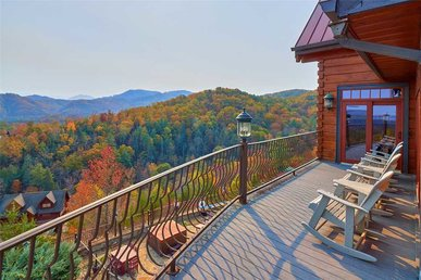Journey's End, 5 Bedrooms, Private Outdoor Pool, Theater, Sauna, Sleeps 12