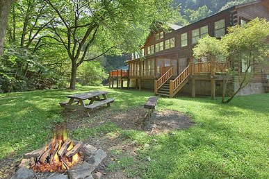 Caney Creek Lodge