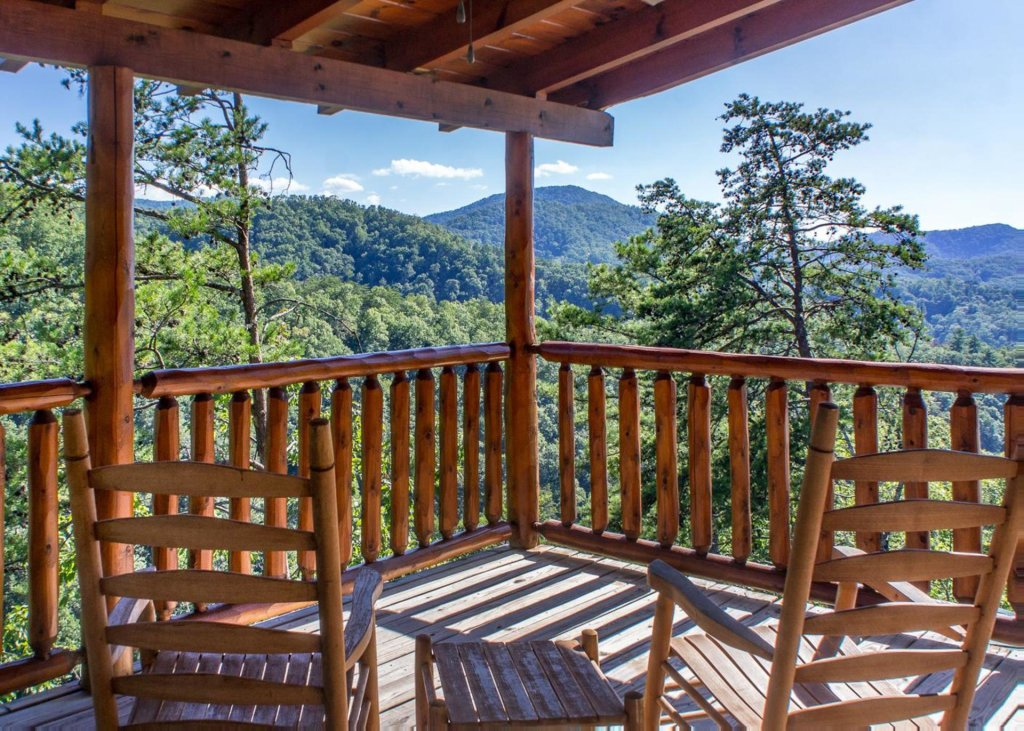 Photo of a Pigeon Forge Cabin named Lost Texan #50 - This is the first photo in the set.
