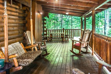 Private Wooded Cabin perfect for Family Getaway