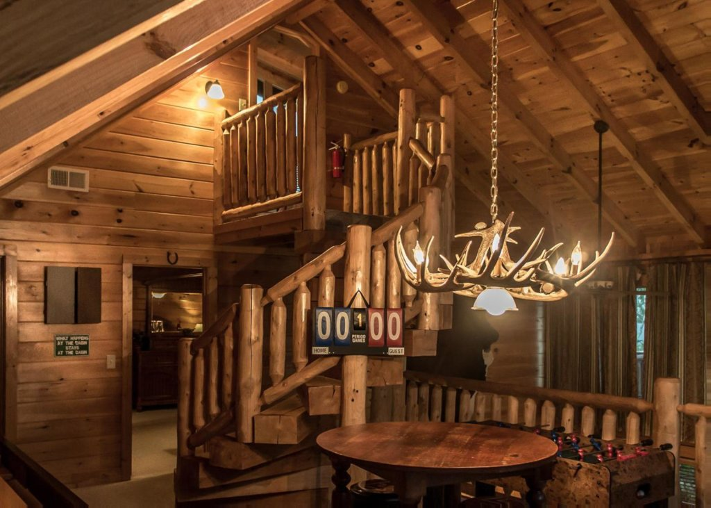 Photo of a Pigeon Forge Cabin named Lost Texan #50 - This is the fourteenth photo in the set.