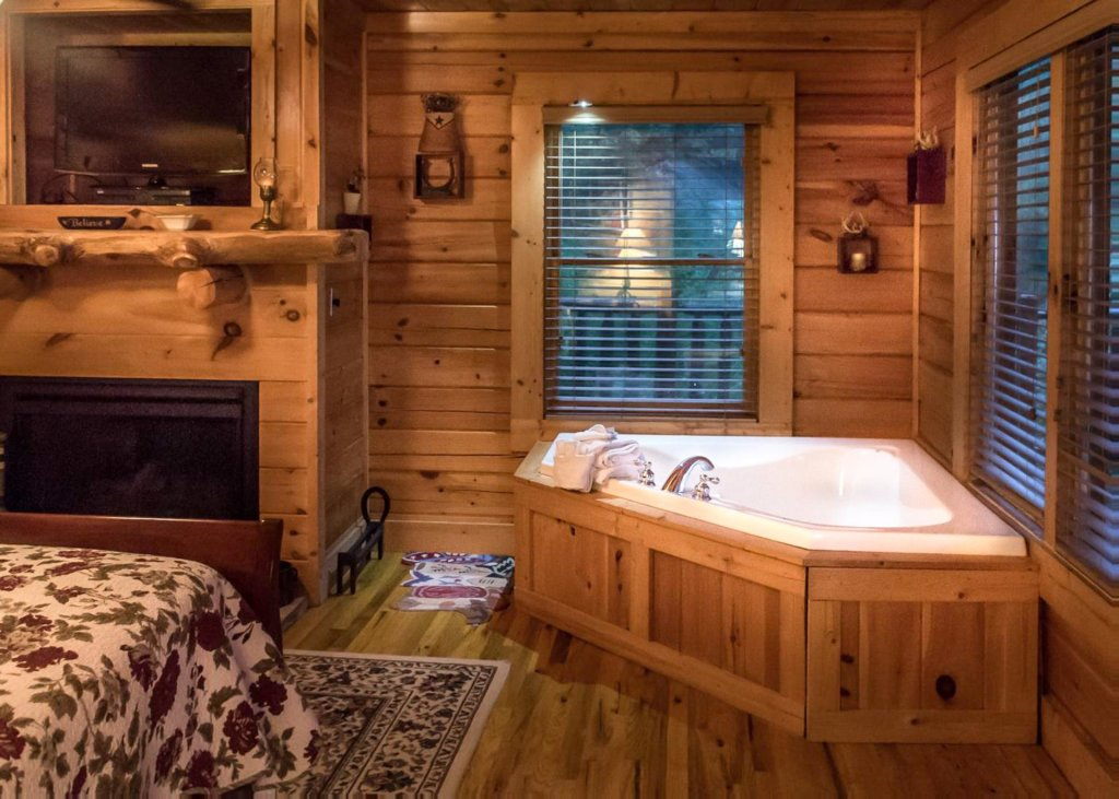 Photo of a Pigeon Forge Cabin named Lost Texan #50 - This is the twenty-first photo in the set.