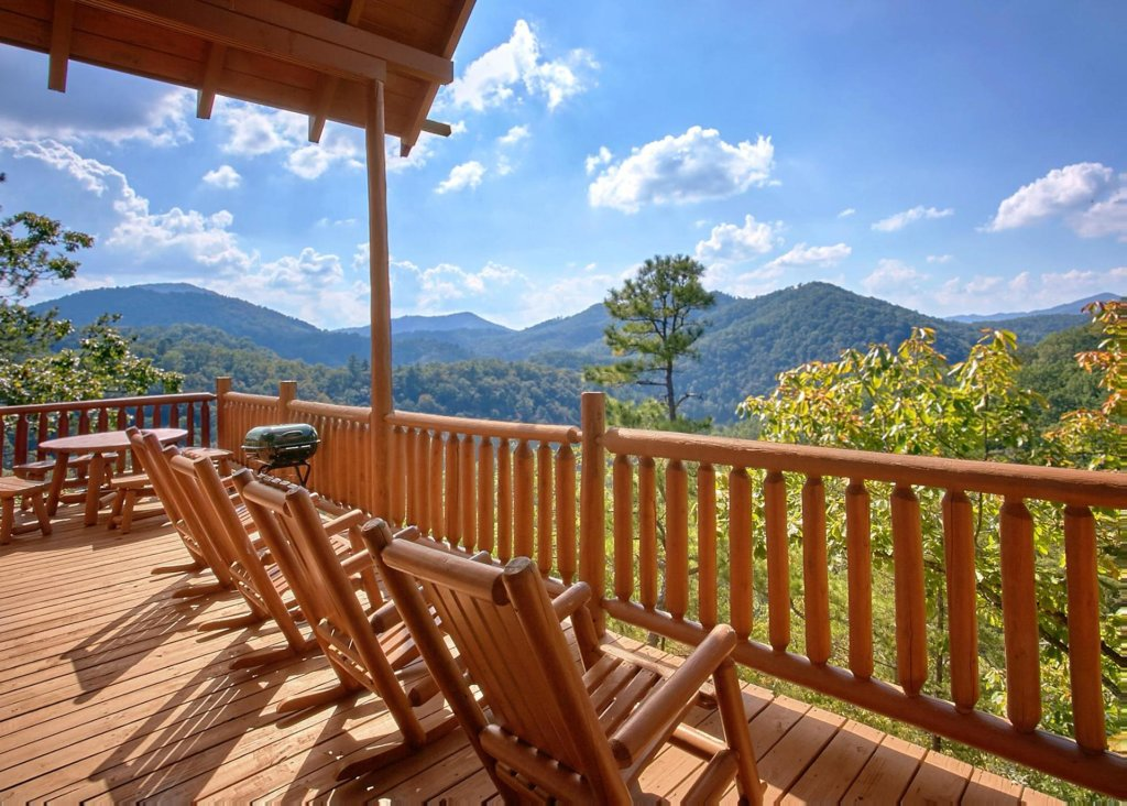 Photo of a Pigeon Forge Cabin named Perfect Peace #46 - This is the second photo in the set.