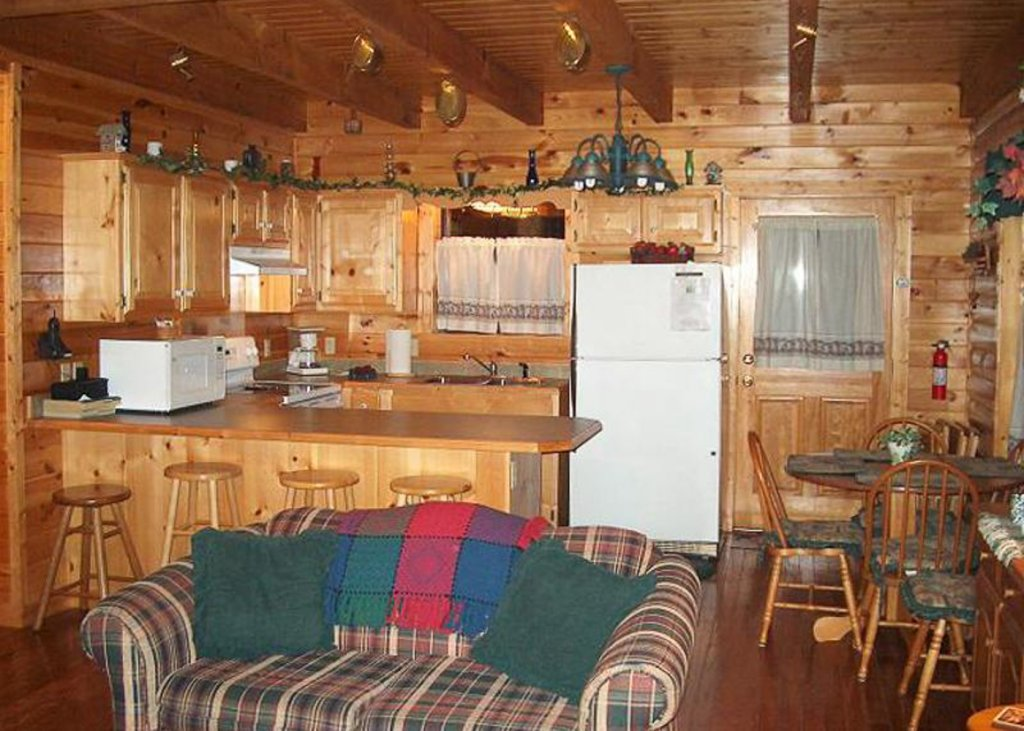Photo of a Pigeon Forge Chalet named Hummingbird Cove - This is the second photo in the set.