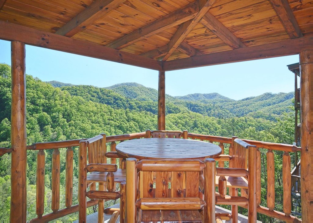 Photo of a Pigeon Forge Cabin named Tranquility #53 - This is the third photo in the set.