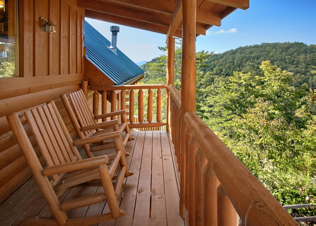 Photo of a Pigeon Forge Cabin named Perfect Peace #46 - This is the sixteenth photo in the set.