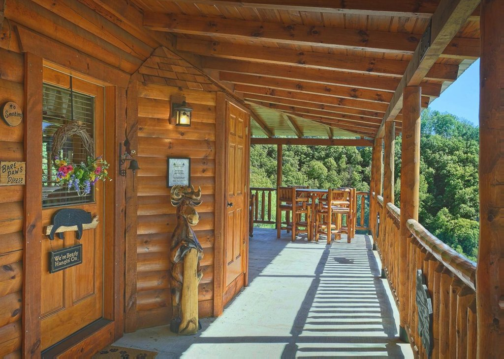 Photo of a Pigeon Forge Cabin named Tranquility #53 - This is the eighteenth photo in the set.