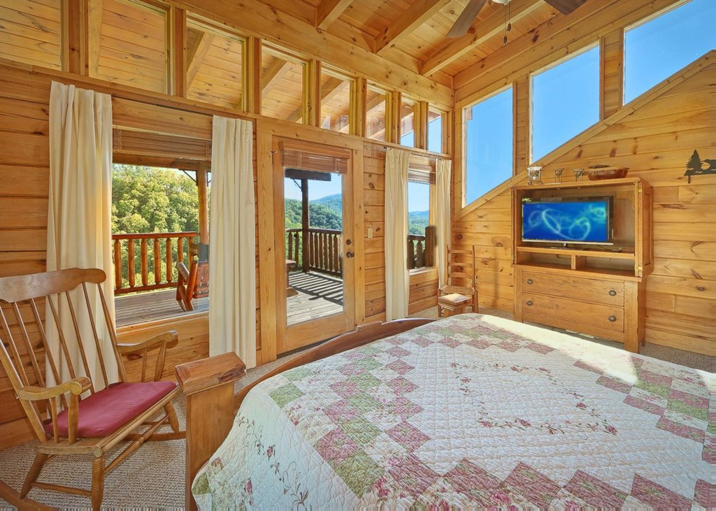 Photo of a Pigeon Forge Cabin named Tranquility #53 - This is the sixteenth photo in the set.