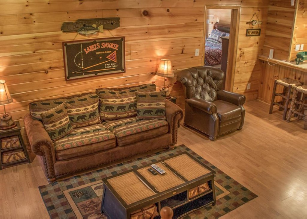 Photo of a Gatlinburg Chalet named King Of The Mountain - This is the twentieth photo in the set.