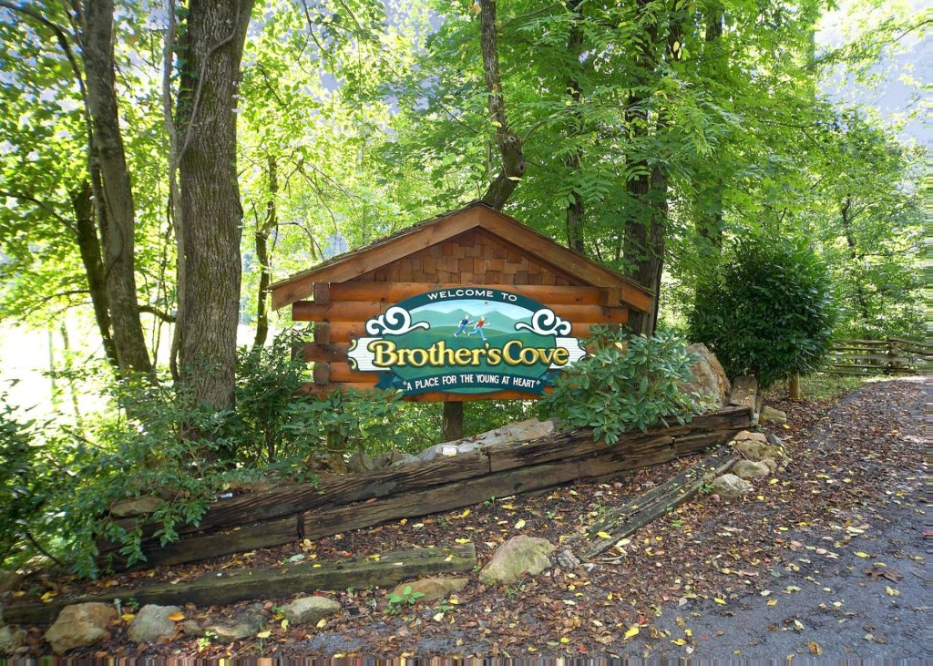 Photo of a Pigeon Forge Cabin named Livin The Dream #44 - This is the twenty-first photo in the set.