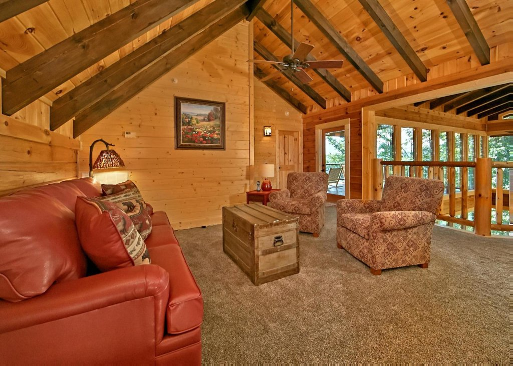 Photo of a Pigeon Forge Cabin named Summit Oasis #76 - This is the eighth photo in the set.