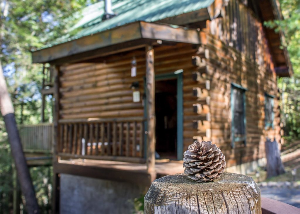 Photo of a Pigeon Forge Cabin named Simply Charming #9 - This is the twenty-third photo in the set.
