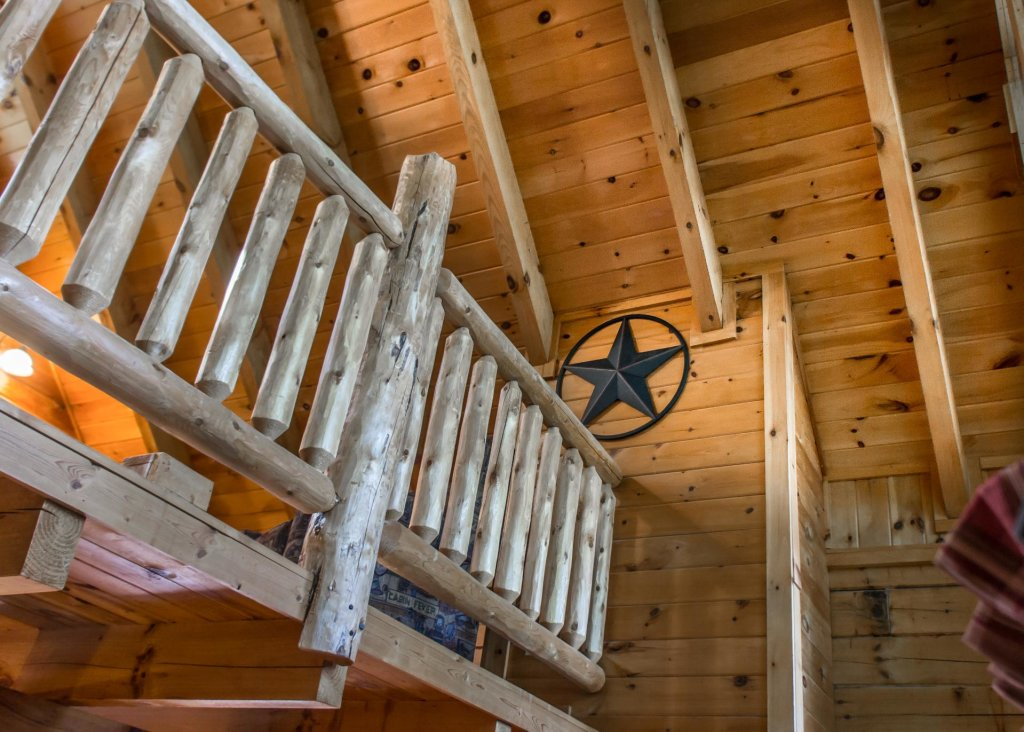 Photo of a Pigeon Forge Cabin named Simply Charming #9 - This is the twelfth photo in the set.