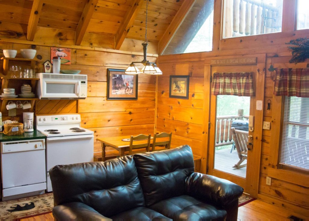 Photo of a Pigeon Forge Cabin named Simply Cozy #11 - This is the fifth photo in the set.