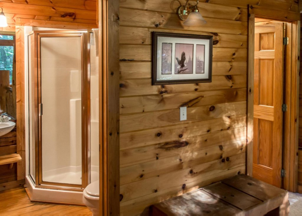 Photo of a Pigeon Forge Cabin named A Rustic Elegance #4 - This is the sixteenth photo in the set.