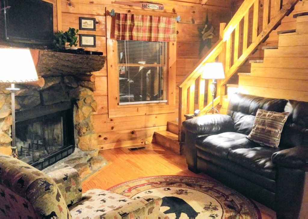 Photo of a Pigeon Forge Cabin named Simply Cozy #11 - This is the second photo in the set.