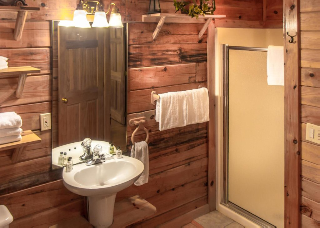 Photo of a Pigeon Forge Cabin named A Rustic Elegance #4 - This is the tenth photo in the set.