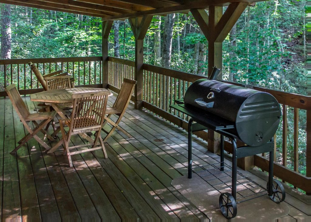 Photo of a Pigeon Forge Cabin named A Rustic Elegance #4 - This is the twentieth photo in the set.