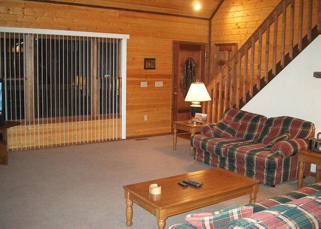 Photo of a Pigeon Forge Cabin named Eagles Nest - This is the fifth photo in the set.