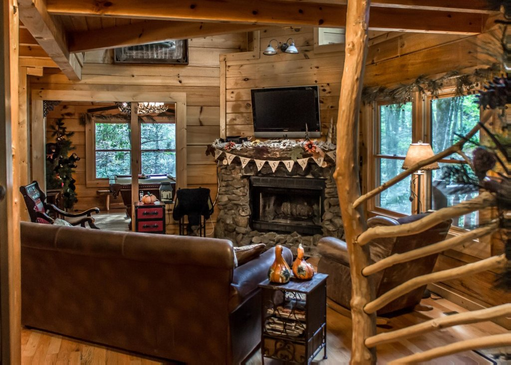 Photo of a Pigeon Forge Cabin named Bear Paw Trail #15 - This is the sixth photo in the set.