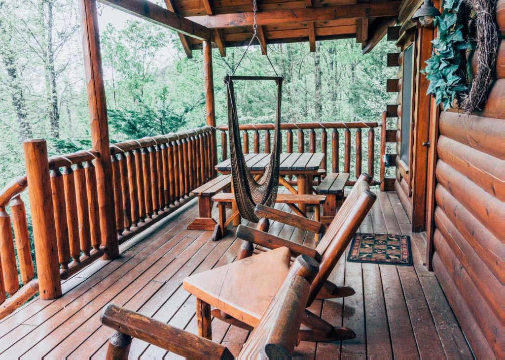 Photo of a Pigeon Forge Cabin named Heaven's View #20 - This is the fifteenth photo in the set.